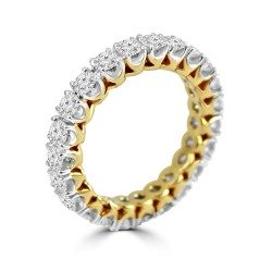 Garland Eternity Ring