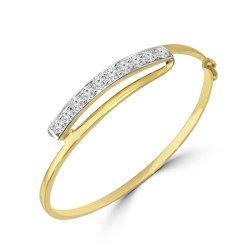 Thin Gold Bracelet
