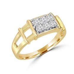 Simple Gents Ring