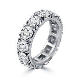 Thirty three cents eternity ring
