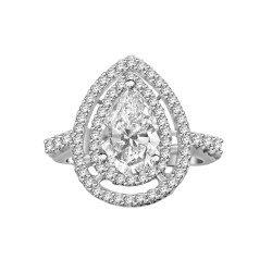 Trishankhu Ring