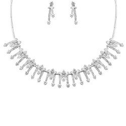Designer Necklace Set with Earring