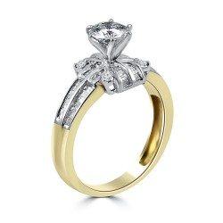 Daffodil ring