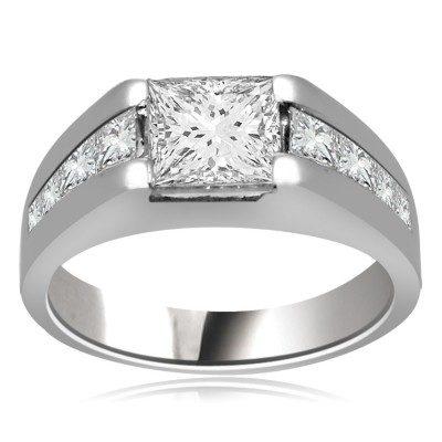 All princess ring