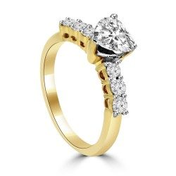 Heart Cover Ring