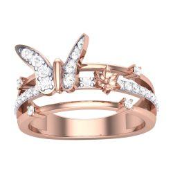 Motyl Ring