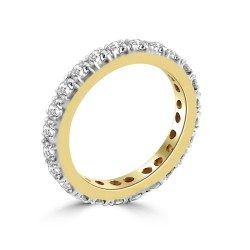 Five cent eternity ring