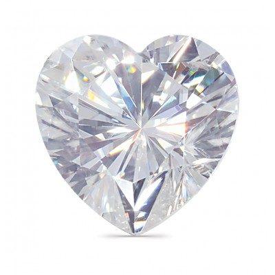 Heart Shape Moissanite