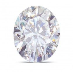 Oval Shape Moissanite