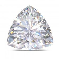 Trillion Shape Moissanite