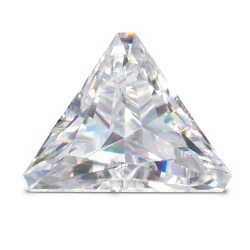 Triangle Shape Moissanite