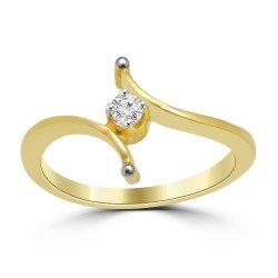 Topsy turvy ring