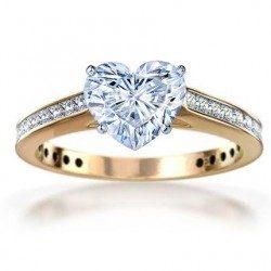 Tango Heart Ring