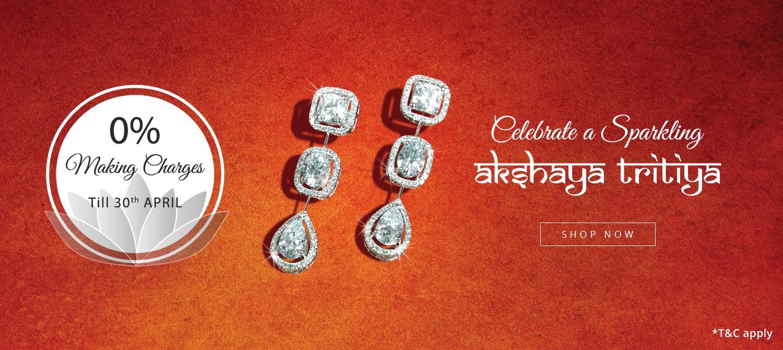 Celebrate a Sparkling akshaya tritiya